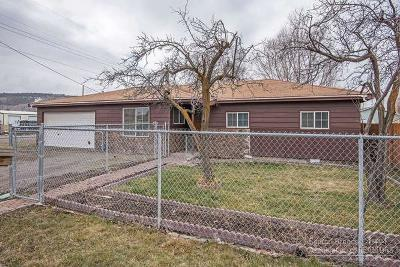Prineville Single Family Home For Sale: 899 NW Locust Street
