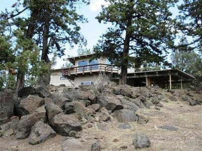 Bend Single Family Home For Sale: 62260 Deer Trail Road