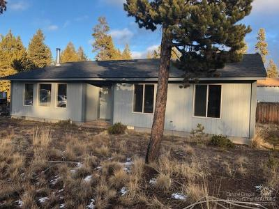 Single Family Home For Sale: 54640 Husky Lane