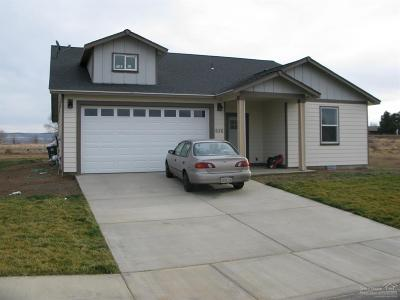 Metolius Single Family Home For Sale: 628 Patriot Drive