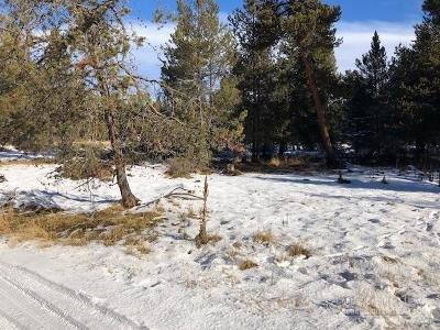 La Pine Residential Lots & Land For Sale: 51658 Willow Street