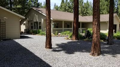 La Pine Single Family Home For Sale: 52103 Foxtail Road