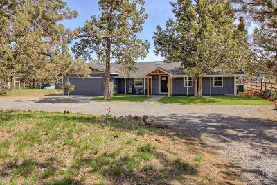 Bend Single Family Home For Sale: 63444 Deschutes Market Road