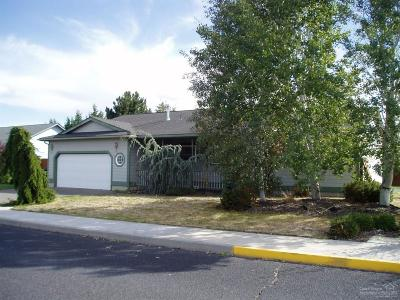 Redmond OR Single Family Home For Sale: $314,750