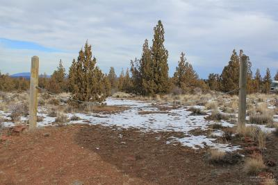 Prineville Residential Lots & Land For Sale: SE Sequoia Lane