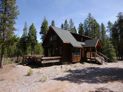 Crescent Lake Single Family Home For Sale: 139507 Buzzard Lane