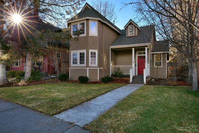Bend Single Family Home For Sale: 825 NW Harmon Boulevard