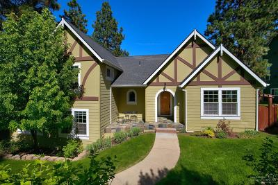 Bend Single Family Home For Sale: 390 NW 17th Street