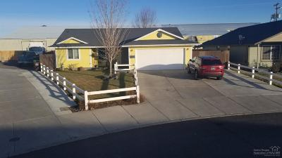 Prineville Single Family Home For Sale: 2096 NE Wolverine Loop