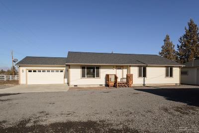Bend Single Family Home For Sale: 62462 Erickson Road