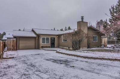 Bend Single Family Home For Sale: 63302 Vogt Road