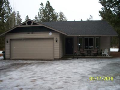 La Pine Single Family Home For Sale: 149289 Mabel Drive
