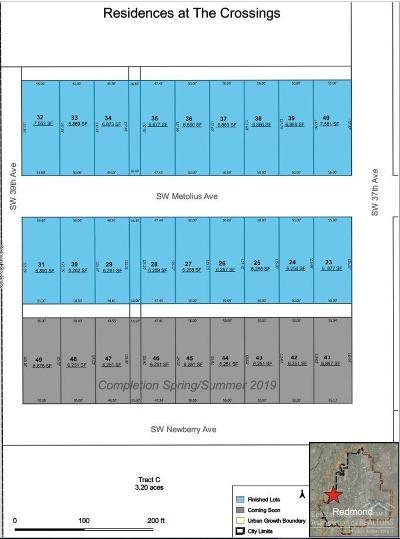 Redmond Residential Lots & Land For Sale: SW Metolius Avenue