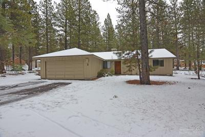 Sunriver Single Family Home For Sale: 17865 Pine Mountain