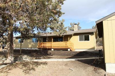 Single Family Home For Sale: 65308 Kiowa Drive