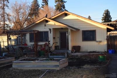 Bend Single Family Home For Sale: 424 NE Hawthorne Avenue