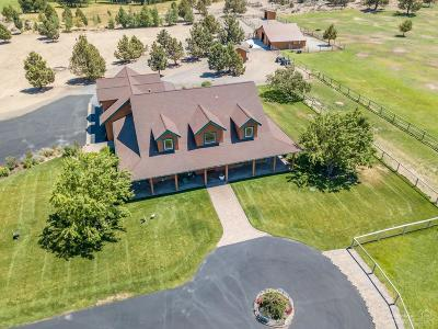 Bend Single Family Home For Sale: 62640 NE Waugh Road