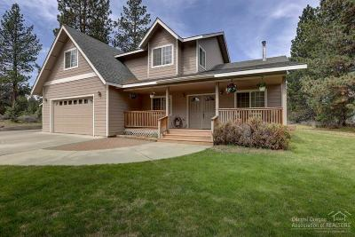 Bend Single Family Home For Sale: 19775 Buck Canyon Road