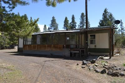 La Pine Mobile/Manufactured For Sale: 16183 Hawks Lair Road