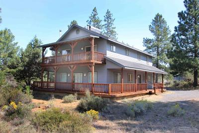 Bend Single Family Home For Sale: 19789 Rocking Horse Road