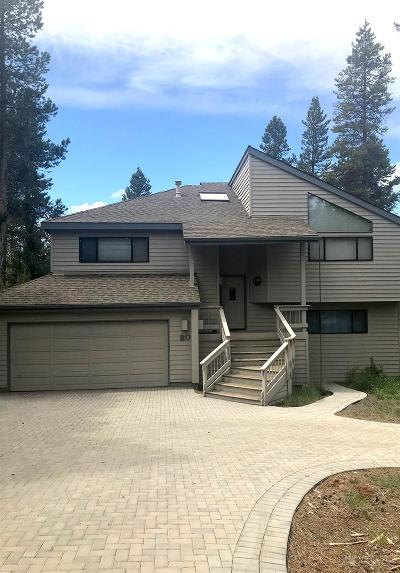 Sunriver Single Family Home For Sale: 17778 Big Leaf Lane