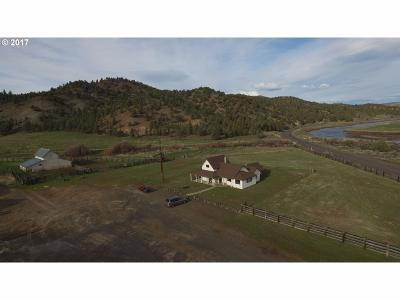 Prineville Single Family Home For Sale: 24121 SE Paulina Highway
