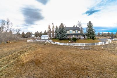Bend Single Family Home For Sale: 21735 Coyote Drive