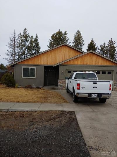 La Pine Single Family Home For Sale: 16468 Riley Drive