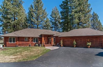 Sisters Single Family Home For Sale: 15864 Blue Jay Way