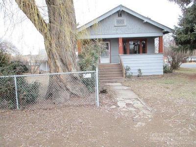 Single Family Home For Sale: 590 NE Fairview Street