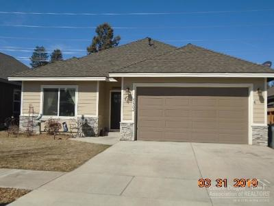 Bend Single Family Home For Sale: 61202 Geary Drive