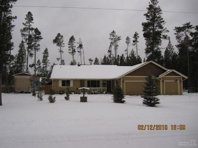 Bend Single Family Home For Sale: 55955 Black Duck