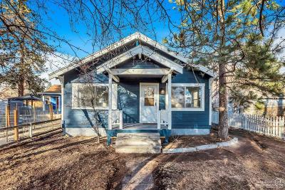 Bend Single Family Home For Sale: 512 NW Colorado Avenue