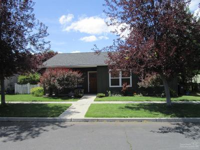Bend Single Family Home For Sale: 61255 Fairfield Drive