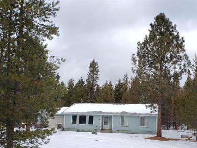 La Pine Single Family Home For Sale: 15848 Bushberry Court