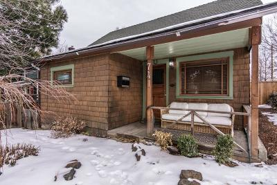 Bend Single Family Home For Sale: 741 NW Florida Avenue