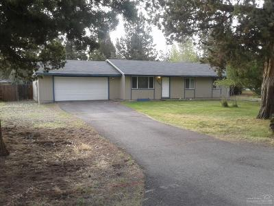 Bend Single Family Home For Sale: 61560 Rockway Terrace