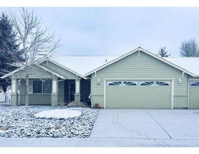 Single Family Home For Sale: 959 NW Oak Lane