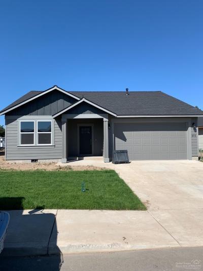 Metolius Single Family Home For Sale: 653 Liberty Drive