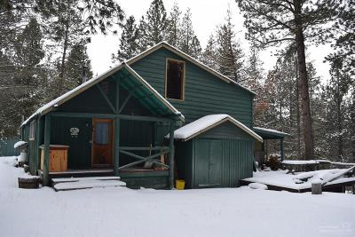 La Pine OR Single Family Home For Sale: $219,900