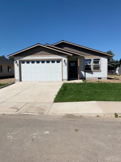 Metolius Single Family Home For Sale: 655 Liberty Drive