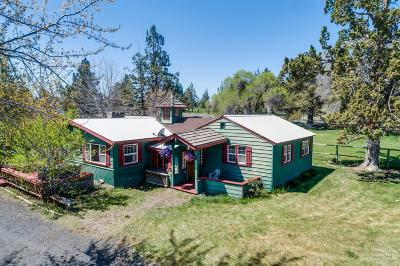Bend Single Family Home For Sale: 62610 Waugh Road