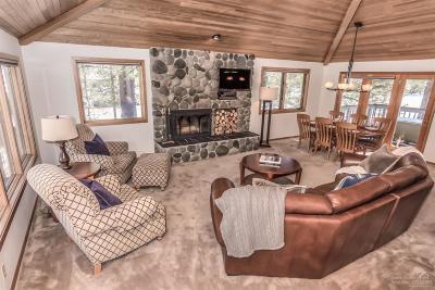 Sunriver Single Family Home For Sale: 17923 Red Cedar Lane