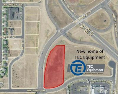 Redmond Residential Lots & Land For Sale: 301 Quince