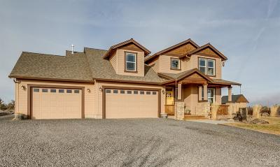 Bend Single Family Home For Sale: 24890 Alpine Lane