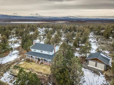 Bend Single Family Home For Sale: 19192 Dusty Loop