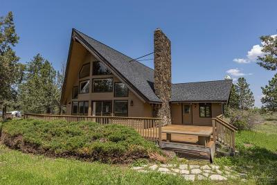 Bend Single Family Home For Sale: 67360 Hwy 20