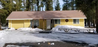 La Pine Single Family Home For Sale: 16180 Eagles Nest