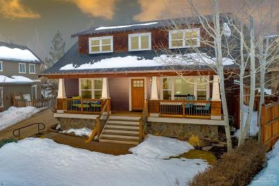 Bend Single Family Home For Sale: 2459 NW 2nd Street