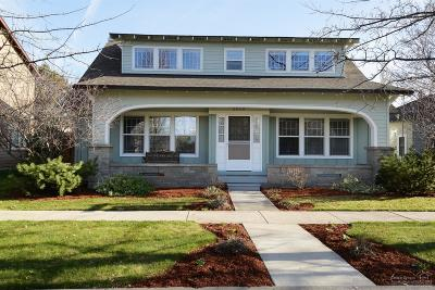 Bend Single Family Home For Sale: 2849 NE Red Oak Drive